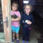 con i coniglietti