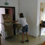 Granchio Laboratori grest 2017 dedicato a Guizzino